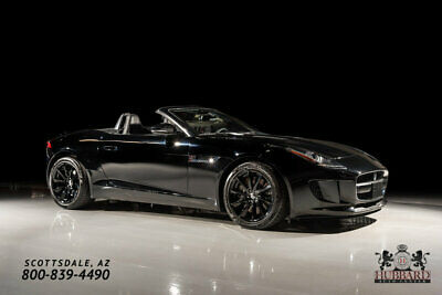 2014 Jaguar F-TYPE 2dr Convertible V6 2014 Jaguar F-Type Convertible, Clean Carfax, Premium Pack, Meridian Sound