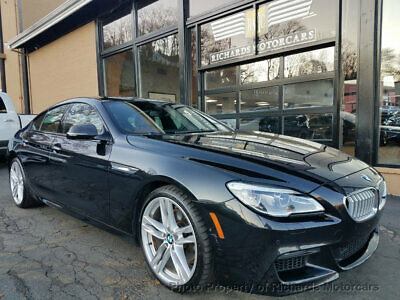 2017 BMW 6 Series 650i xDrive Gran Coupe M Sport Edition  Driver Assistance Plus  Cold Weather Package  Harmon Kardon