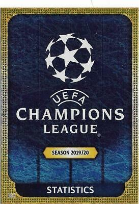Match Attax 2019 20 Topps - N.ucl2 Champions League Logo