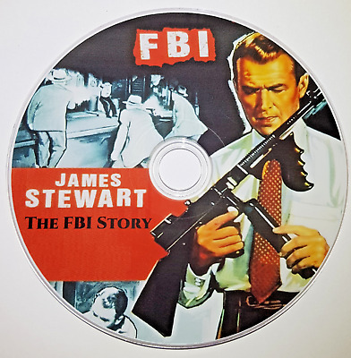 The FBI Story 1959  James Stewart, Vera Miles, Murray Hamilton