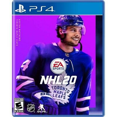 NHL 20 (Playstation 4 PS4) Brand New Factory Sealed