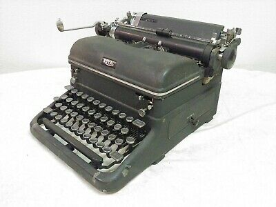 Vintage Royal Typewriter With Touch Control