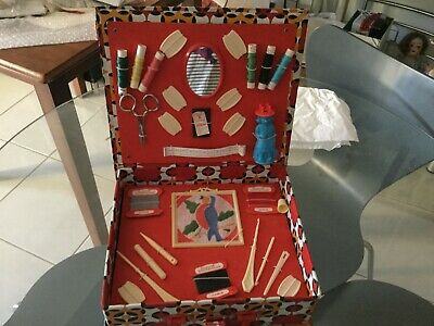 Vintage French toy  Craft making Set Fully Original never been removed  ca1996