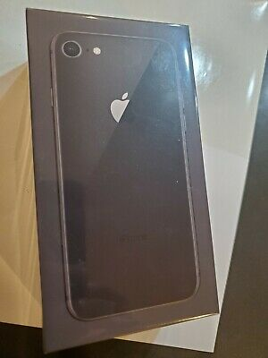 Apple iPhone 8 64GB Space Gray (AT&T) A1905 New - Original Packaging CLEAN IMEI