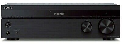 Sony STR-DH190 2.0 Ch Stereo Receiver with Phono Input and Bluetooth
