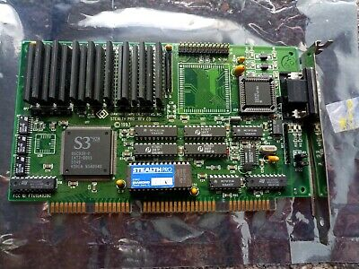 Diamond Stealth PRO 2Mb S3 86C928 ISA Video Card
