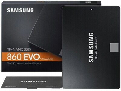250GB 500GB 1TB 2TB Internal SSD - Samsung EVO 860 2.5""