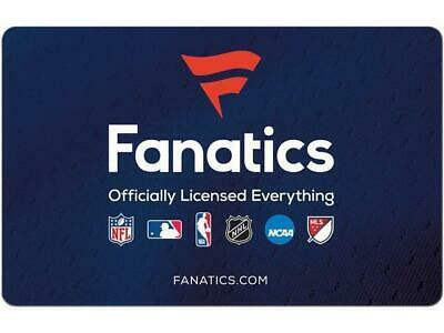 Fanatics 30% off promo discount code Exp 01/31/2020 NFL NHL NCAA Fast E-Delivery