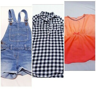 Girls Clothes Bundle Age 7-8-9 Years Shirts dress top , Lovely!