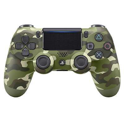 Sony Playstation 4 Wireless Dualshock 4 V2 Camouflage Original Neu