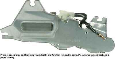 Windshield Wiper Motor Rear Cardone 43-4037 Reman fits 2005 Honda Odyssey