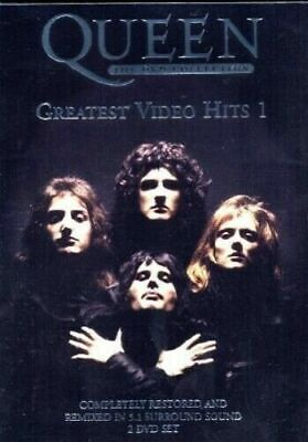 Queen - The DVD Collection: Greatest Video Hits 1 DVD (2-Disc Set) With Booklet