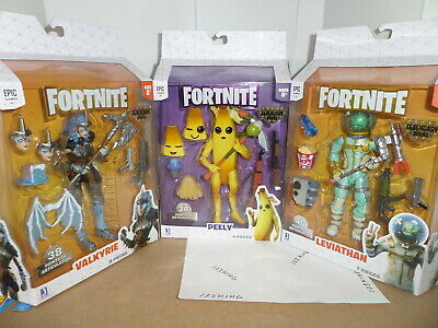 "Fortnite 6"" Legendary series pick Peely, Valkyrie or Leviathan"