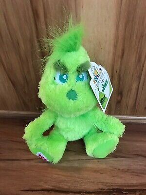 Build A Bear Young Baby Grinch Mini Stuffed Plush Dr Seuss SOLD OUT