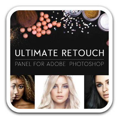 Ultimate Retouch Panel 3.7.67 pro Photoshop Extension Plug-In for Windows