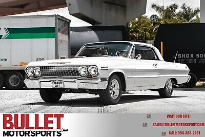 1963 Chevrolet Impala - Video Inside! 1963 Chevrolet Impala SS, Frame-Off Restored, 283ci Automatic, Power Steering !