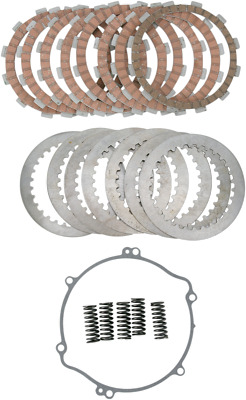 Moose Racing 1131-1855 Complete Clutch Kit with Gasket see fit