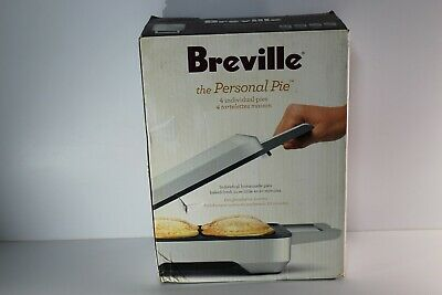 Breville the personal pie maker BPI640XL with manual