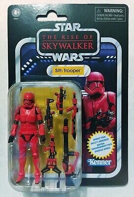 "Star Wars The Vintage Collection 3.75"" Sith Trooper (Armory Pack)- VC162A"