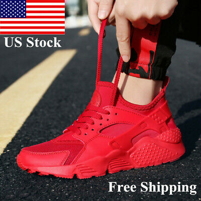 Size 3.5-13 Men Women Sneakers Athletic Shoes Sports Breathable Shoes Running
