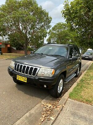 2002 Jeep Grand Cherokee 5dr Auto 4x4 [ LONG REGO ]
