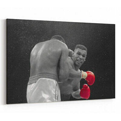 Mike Tyson Canvas Print Poster Wall Art Painting Decor