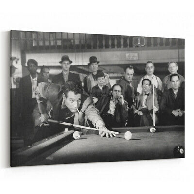 Pocket Billiards for Healthful Recreation Retro Series Art Print Poster 11x11