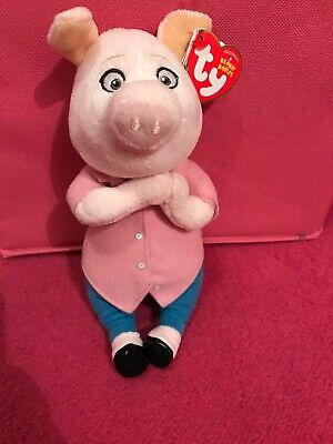 Spider Pig Plush Soft Cuddly Toy The Simpsons Movie Approx 7