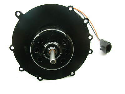 VDO PM150 HVAC Blower Motor With Wheel Front