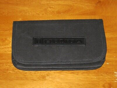 HONDA Owners Manual OEM cloth style Pouch / Case  narrow version *CASE ONLY*