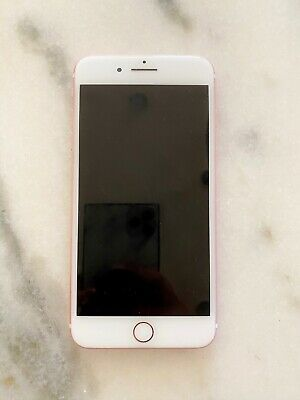 Apple iPhone 7 Plus 128GB in Rose Gold Gently Used! (Not refurbished, unlocked!)