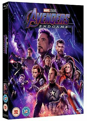 Avengers Endgame Blu ray - brand new and sealed