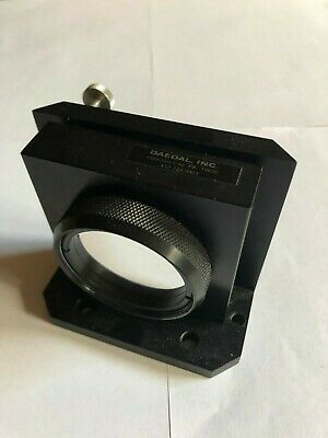 "Daedal X-Y Adjustable 2"" optic mirror/lens mount"