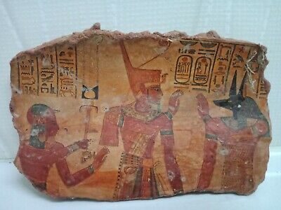 Pharaonic pottery covered... 3