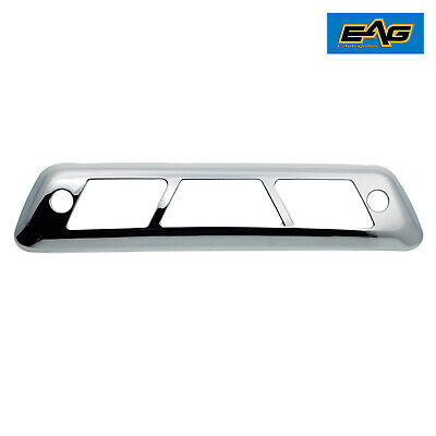 EAG Third Brake Light Cover Triple Chrome Plated ABS Fit for 09-14 F-150