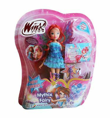 3 Mini Figures  set Winx My Fairy Friend Limited edition series by Cobi