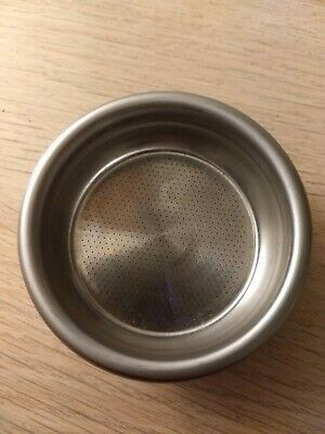 Two La Marzocco Advanced Precision Portafilter Filter Basket Insert 14 g