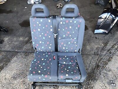 Mercedes Benz Vaneo Car Rear Middle Row Double Seat