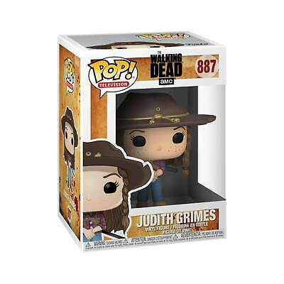 Funko Pop! TV: The Walking Dead Judith 887 43534 In stock