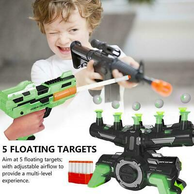 Sound Effect Air Shot Hovering Ball Target Shooting Game Glowing Interactive Toy