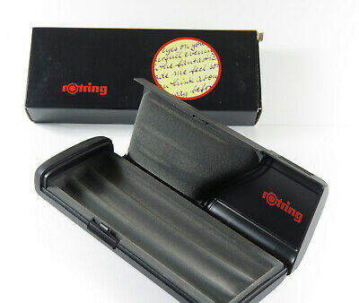 Rotring Pen Case, for a maximum of three writing Instuments, new old stock