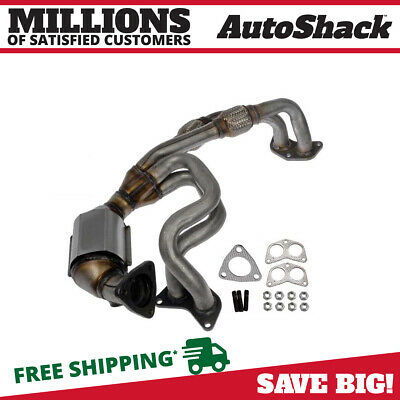 Exhaust Manifold Catalytic Converter with Gasket for 06-10 Subaru Forester 2.5L