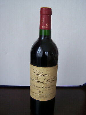 Bordeaux , Saint - Emilion Grand Cru 1996 , Chateau Grand Faurie La Rose ,