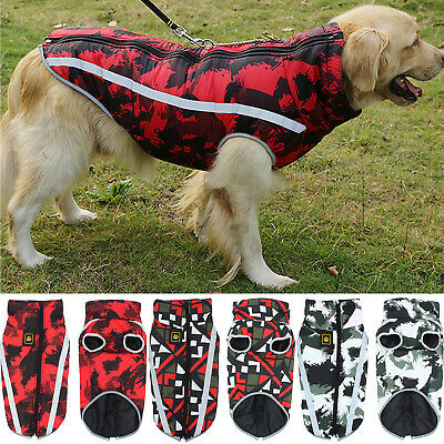 Waterproof Winter Dog Coats Pet Cat Puppy Chihuahua Clothes Hoodie Warm for Dog