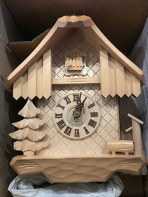 Schwarzwald TRIBERG Black Forest Cuckoo-clock from the House of 1000 Clocks.