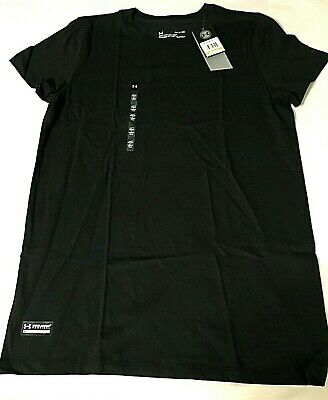 Under Armour #1351761 Womens Tactical Heatgear T-Shirt, Loose Fit, SM/P/CH, NWT