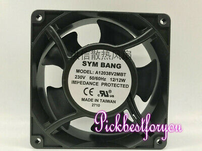 60hz 20//19W cooling fan New In Box 50 CNTONGDA TP1123HBT 110 120V