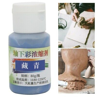 Colorful Ceramic Glazes Pigment for Electrical Kiln and Gas Kiln High Quality