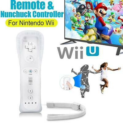 Wiimote Motion Plus Inside For Nintendo wii Remote Controller White