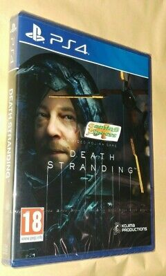 Death Stranding Playstation 4 PS4 NEW SEALED Free UK p&p